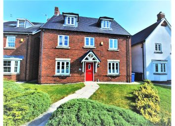 Thumbnail 5 bed detached house for sale in Great Sankey, Warrington