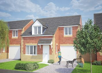 Thumbnail 3 bedroom detached house for sale in The Liffey, Former West Chilton Farm, Chilton, Ferryhill