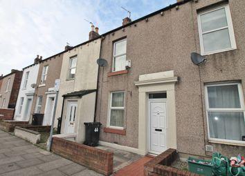 Thumbnail 2 bedroom terraced house for sale in Nelson Street, Carlisle