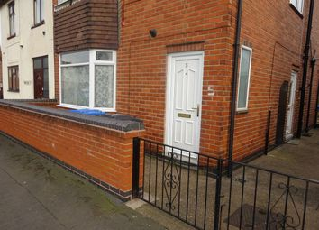 Thumbnail 2 bed flat to rent in Tennyson Street, Derby