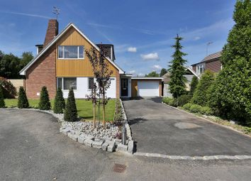 Thumbnail 3 bed detached house to rent in Great Courtlands, Langton Green