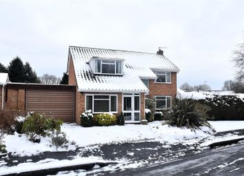 Thumbnail 4 bed detached house for sale in Cedar Close, Tadley, Hampshire