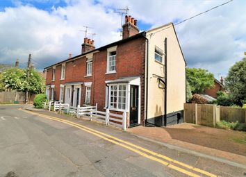 Thumbnail 2 bed end terrace house for sale in Brook Street, Wivenhoe, Colchester, Essex