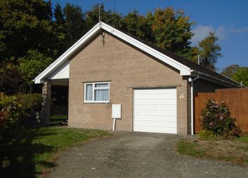 Thumbnail 2 bedroom bungalow to rent in Lime Close, Dorchester
