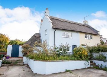 Thumbnail 2 bed semi-detached house for sale in Martham, Gt. Yarmouth, Norfolk