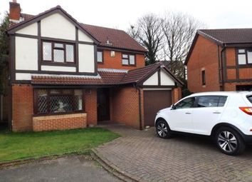Thumbnail 4 bed detached house for sale in Hall Gate, Westhoughton, Bolton, Greater Manchester