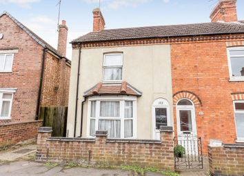 Thumbnail 2 bed end terrace house for sale in Newton Road, Rushden
