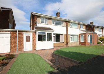 Thumbnail 3 bed semi-detached house for sale in Hedworth Lane, Jarrow