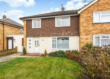 Thumbnail 3 bed semi-detached house for sale in Coveham Crescent, Cobham