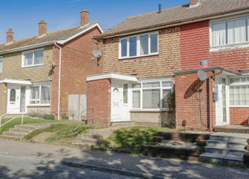 Thumbnail 3 bed end terrace house for sale in Fulbert Road, Whitfield, Dover