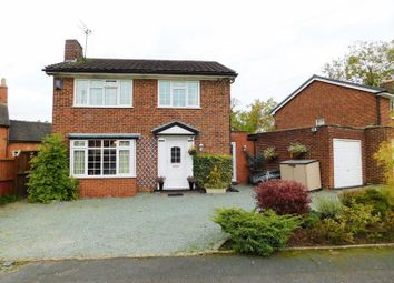 Thumbnail 4 bed detached house for sale in Bridge Close, Weston, Stafford.