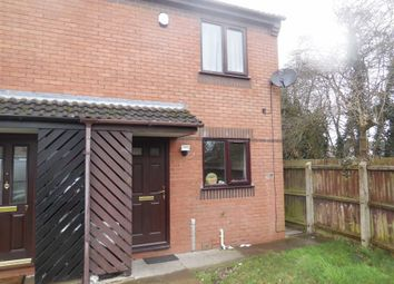 Thumbnail 2 bed town house to rent in Dove Close, Hinckley