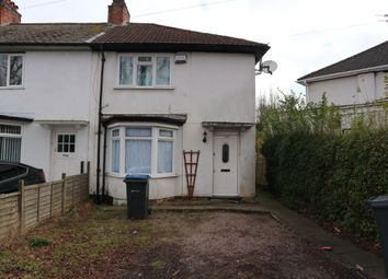 Thumbnail 3 bed semi-detached house to rent in Pineapple Road, Stirchley