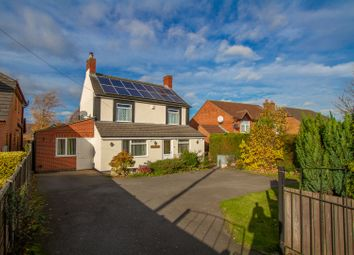 Thumbnail 4 bed detached house for sale in Brooks Lane, Whitwick