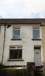 Thumbnail 4 bed terraced house for sale in Woodfield Terrace, Penrhiwceiber