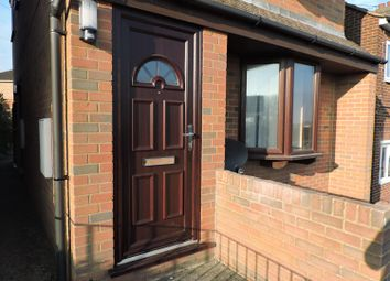 Thumbnail 1 bedroom flat to rent in Knockhall Road, Greenhithe