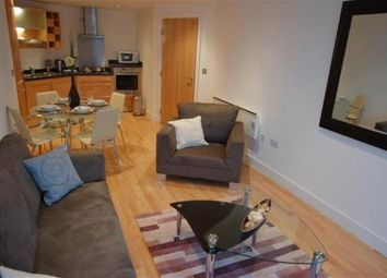 Thumbnail 1 bed flat to rent in Mcclintock House, Leeds