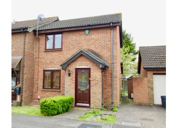 Thumbnail 2 bed end terrace house for sale in Taunton Close, Ilford