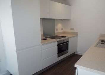 Thumbnail 2 bed flat to rent in Oarsman House, Ingress Park, Greenhithe
