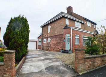Thumbnail 2 bed semi-detached house for sale in Edgewell Road, Prudhoe