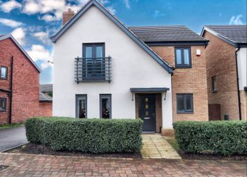 Thumbnail 4 bedroom detached house for sale in Saffron Drive, Hampton Vale, Peterborough