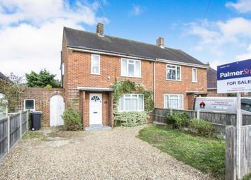 Thumbnail 3 bedroom semi-detached house for sale in Bearcross, Bournemouth, Dorset