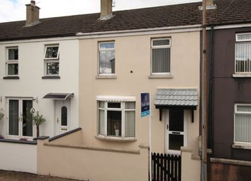 Thumbnail 3 bed terraced house for sale in John Street Court, Newtownards
