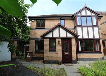 Thumbnail 4 bedroom property for sale in The Gables, Preston