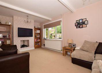 Thumbnail 2 bedroom semi-detached house for sale in Ridgeway, Dartford, Kent