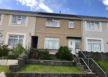 Thumbnail 2 bed terraced house for sale in Hollett Road, Treboeth, Swansea
