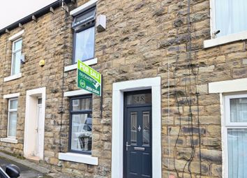 Thumbnail 2 bed terraced house for sale in Manor Street, Accrington, Hyndburn