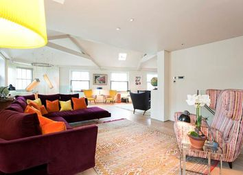 Thumbnail 3 bed flat to rent in Kensington Park Road, London