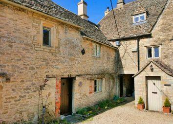 Thumbnail 1 bed cottage to rent in Arlington Corner, Bibury, Cirencester