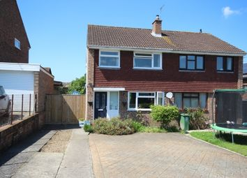 Thumbnail 3 bed semi-detached house for sale in Rowlands Rise, Puriton, Bridgwater