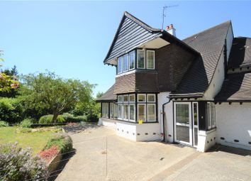 Thumbnail 4 bed detached house to rent in Highland Road, Purley