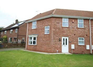 Thumbnail 3 bed semi-detached house for sale in Auchinleck Close, Driffield