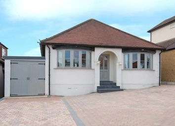 Thumbnail 3 bedroom bungalow for sale in Kingswell Ride, Cuffley, Potters Bar, Hertfordshire