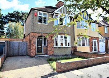 Thumbnail 3 bed semi-detached house for sale in Bush Hill, Abington, Northampton