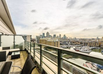 Thumbnail 3 bed flat for sale in Zenith Building, Limehouse