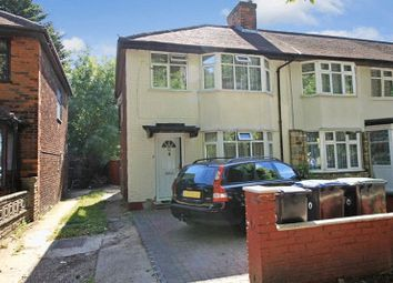 Thumbnail 3 bed end terrace house for sale in Victoria Road, London, Greater London
