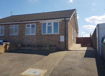 Thumbnail 2 bed bungalow for sale in Warren Close, Irchester