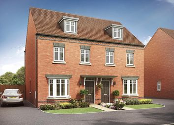 """Thumbnail 3 bedroom semi-detached house for sale in """"Kennett"""" at St. Martins Road, Eastbourne"""