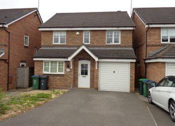 Thumbnail 4 bedroom detached house to rent in Lupin Grove, Walsall