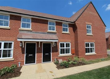 Thumbnail 2 bed terraced house for sale in Marston Fields, Marston Moretaine, Bedford