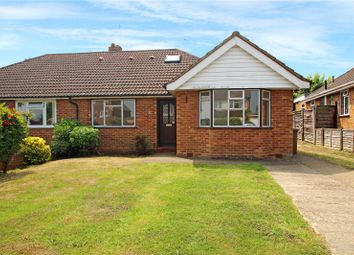 Thumbnail 4 bed semi-detached bungalow to rent in Louis Fields, Fairlands, Guildford, Surrey