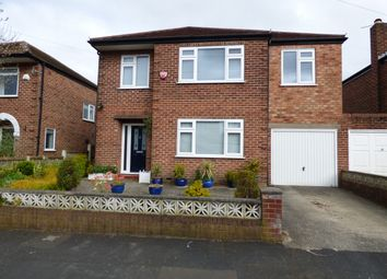 Thumbnail 5 bed detached house for sale in Ashbourne Road, Hazel Grove, Stockport