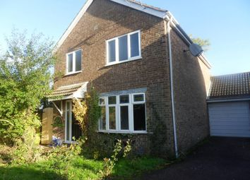 Thumbnail 4 bed detached house to rent in Langlands, Lavendon, Olney