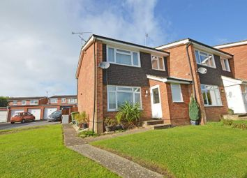Thumbnail 3 bed end terrace house for sale in Wooteys Way, Alton