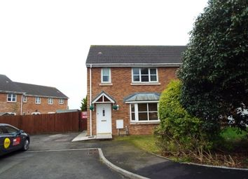 Thumbnail 3 bedroom property to rent in Clos Chappell, St Mellons, Cardiff