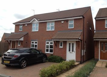 Thumbnail 3 bed semi-detached house to rent in Fielding Lane, Ratby